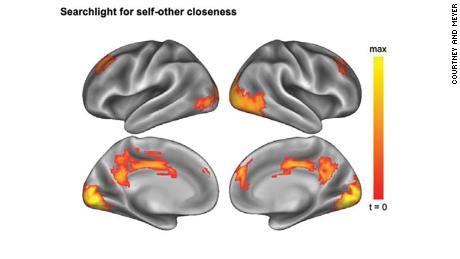 Quando ci sentiamo soli, amici intimi, colleghi e celebrità sembrano tutti uguali nel nostro cervello.