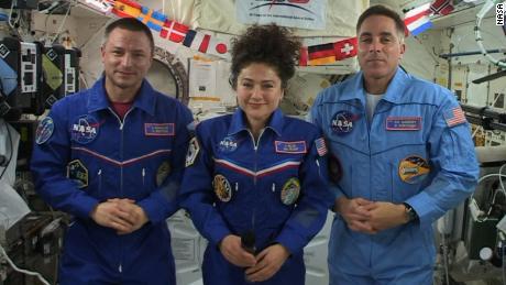 Essere un astronauta durante una pandemia: & # 39;  Penso che mi sentirò isolato sulla Terra & # 39;