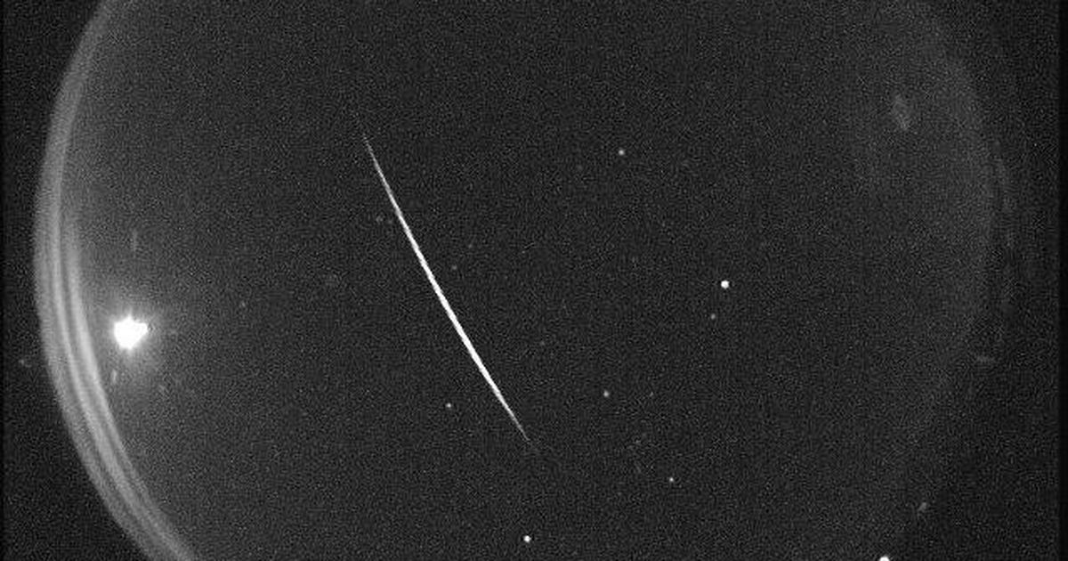 Come guardare la pioggia di meteoriti quadrupla del 2021 illuminare il cielo questo fine settimana