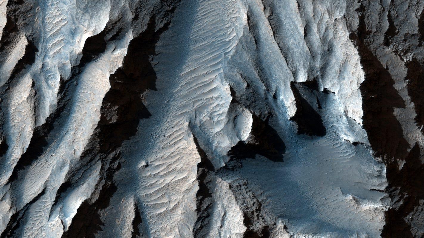 Mars Valley è più grande del Grand Canyon ed è la più grande del sistema solare: la NASA