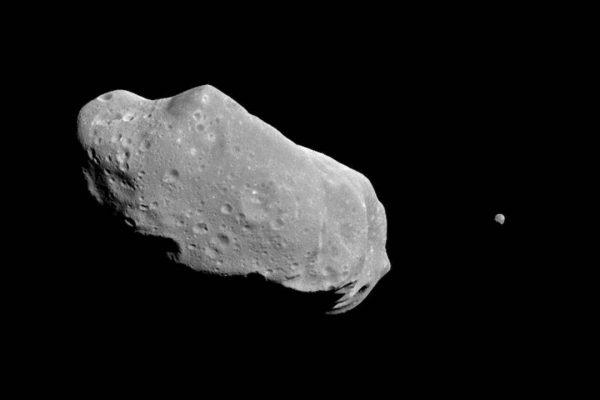 Gli scienziati danno la prima occhiata a un campione di asteroidi dallo spazio