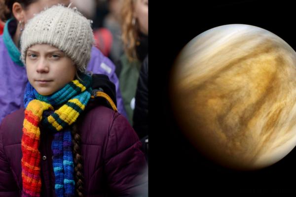 Il World Economic Forum si è fatto beffe di confrontare il cambiamento climatico su Venere con quello sulla Terra – RT World News