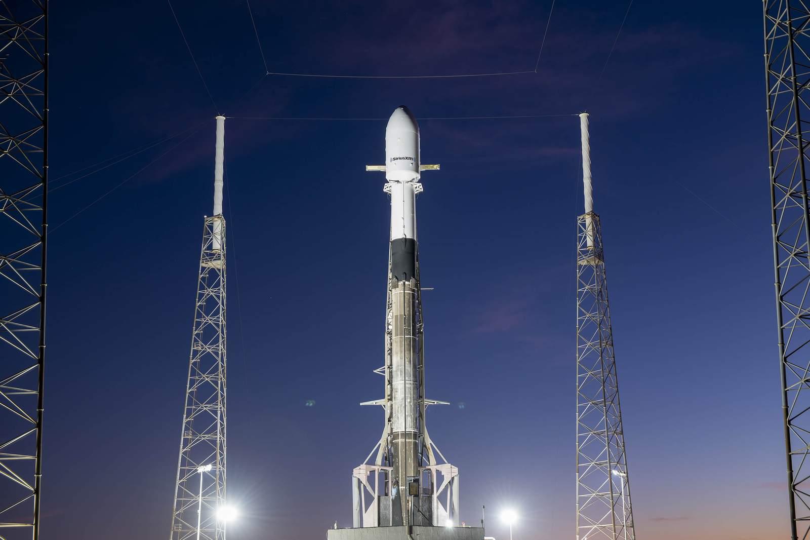 Il lancio finale di SpaceX del 2020 per portare un boom sonico nella Florida centrale