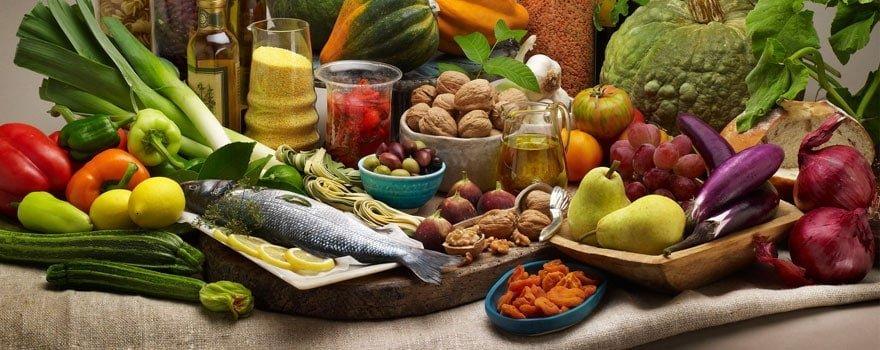 La migliore dieta per il 2021 è il Mediterraneo