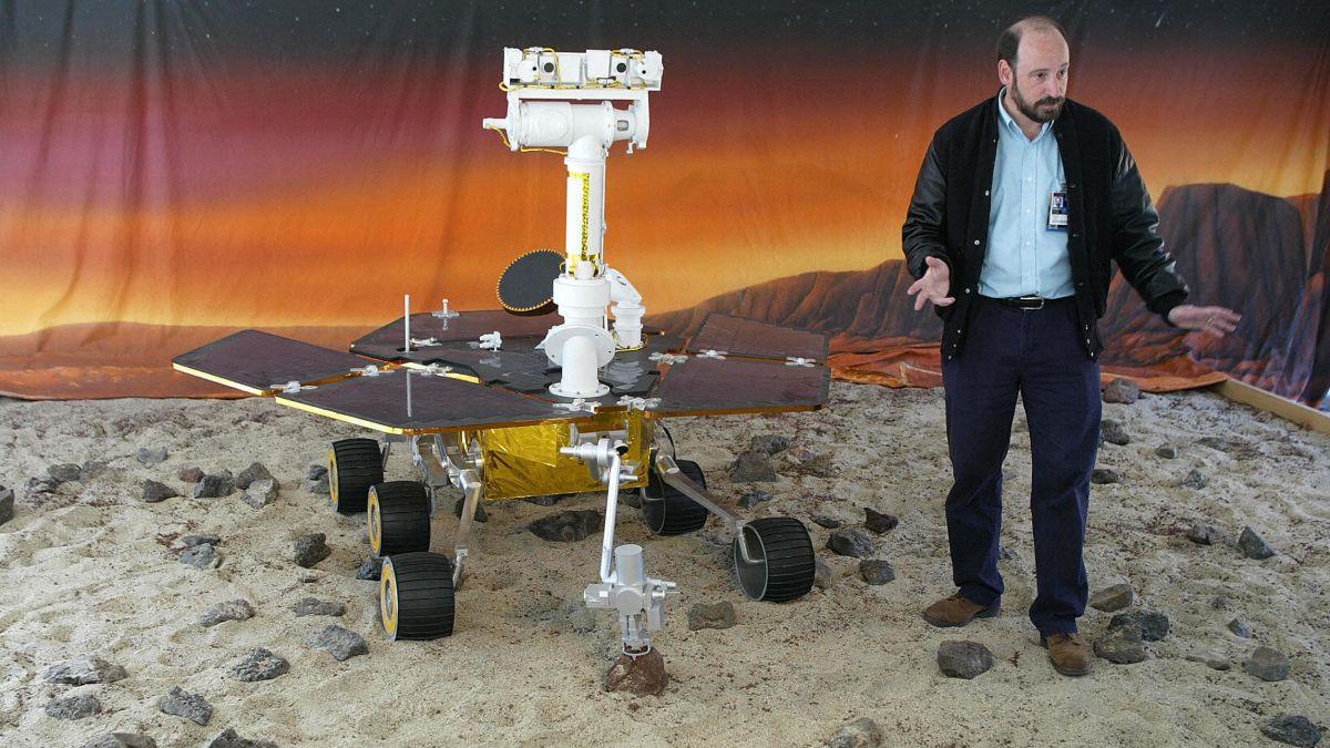 Rover per esplorare l'anima che approda su Marte