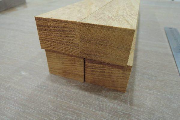 Un satellite in legno